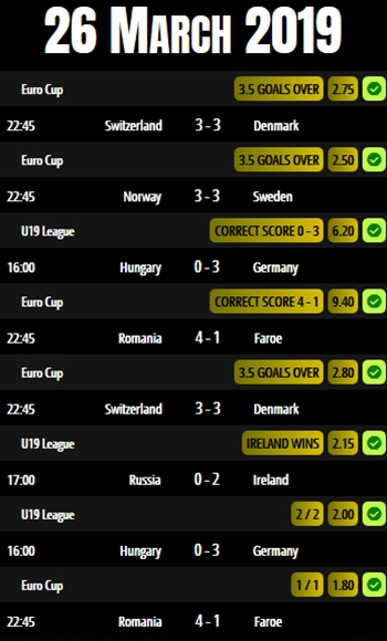 Elite Betting Tips